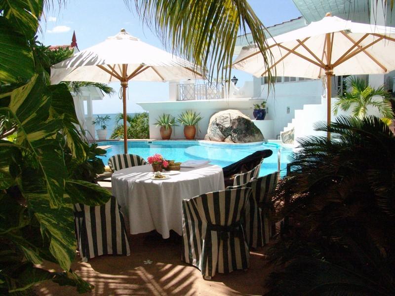 Seychelles Capo Nord - باغ ها