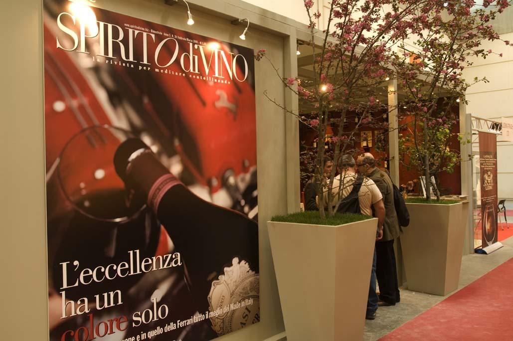 Выставка Vinitaly -