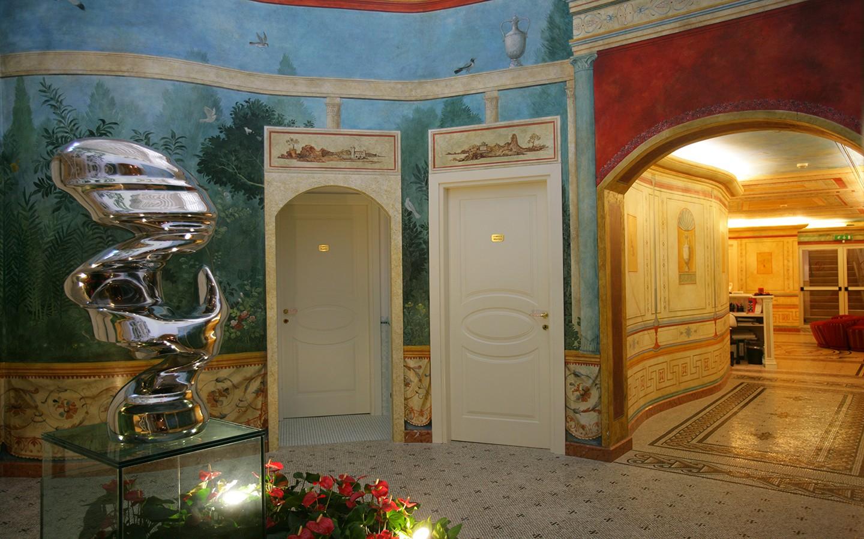 Byblos Art Hotel - Villa Amistà - Verona - هتل ها