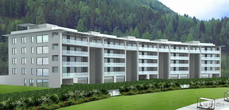 The new houses on Lake Lugano - مجموعه های توریستی
