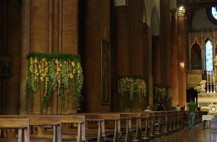 Базилика S. Maria del Carmine в г. Павия -