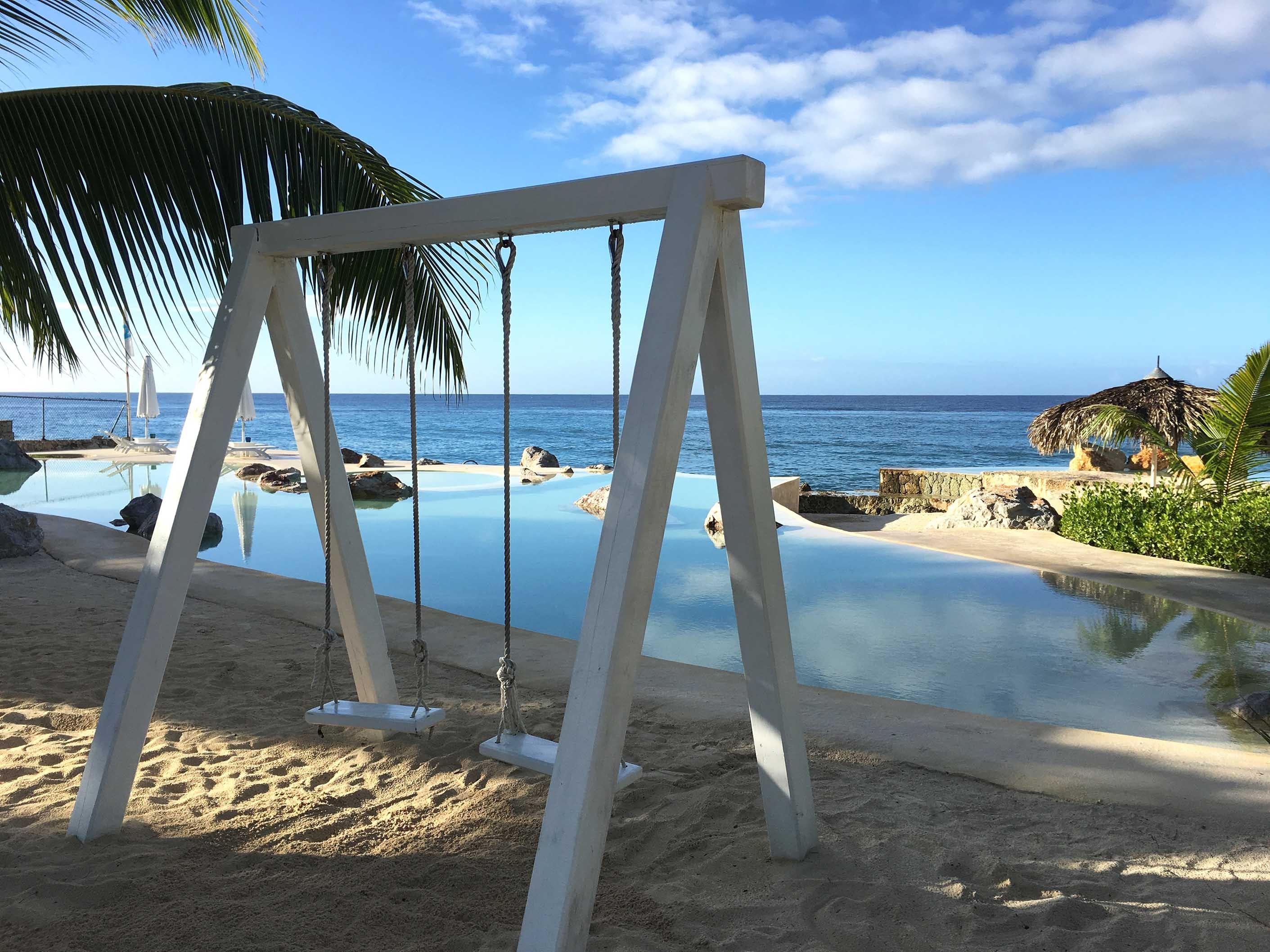 Tracadero, reflection of paradise - مجموعه های توریستی