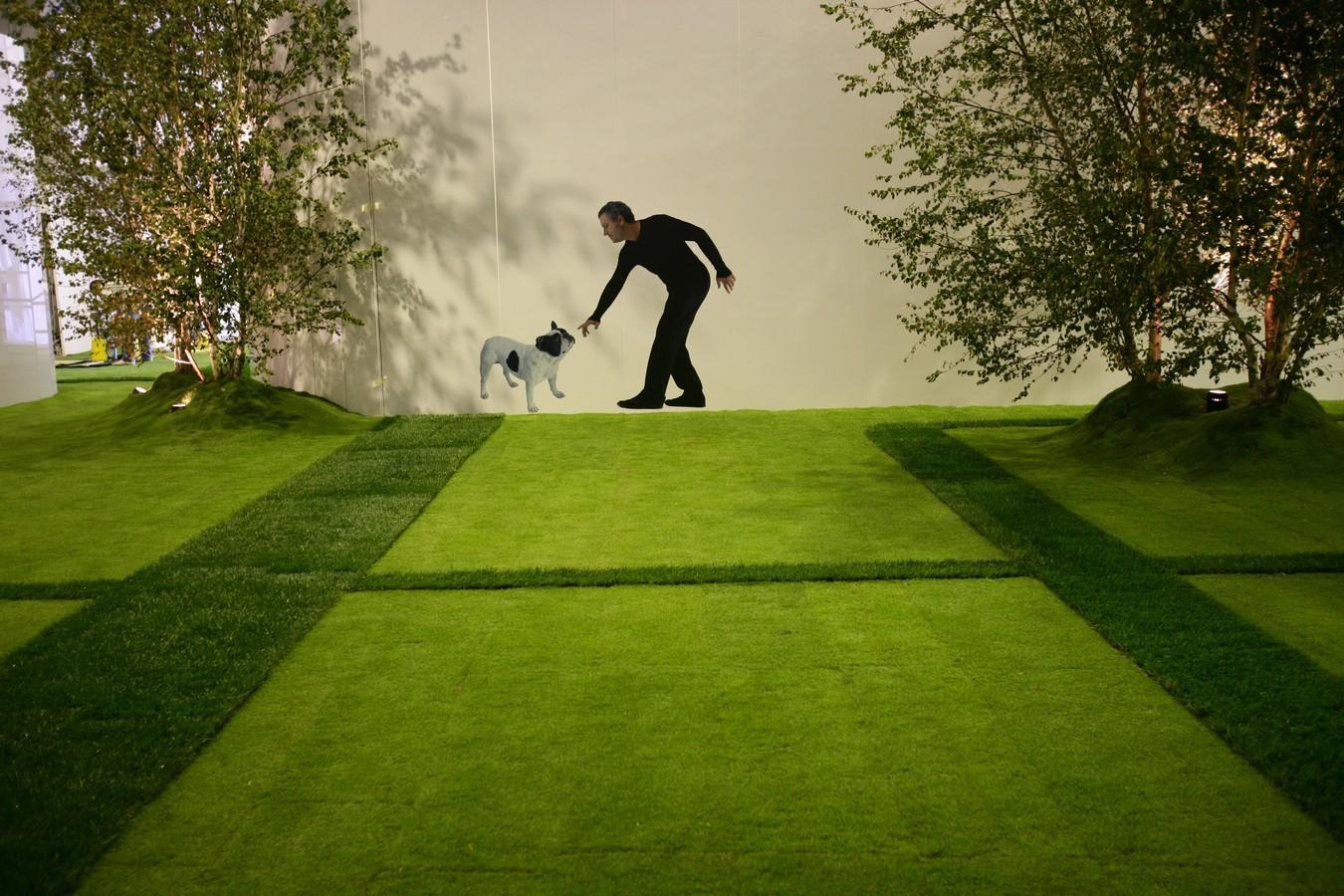 Выставка Abitare il Tempo - Формальный сад в современном ключе [..] - СПЕЦИАЛЬНЫЕ СОБЫТИЯ