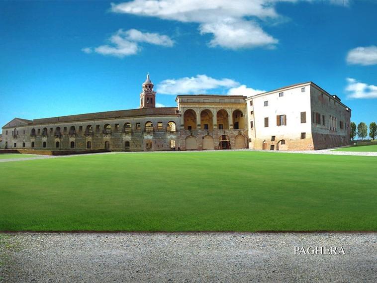 Municipality of Mantua - Historic Centre - فضاهای عمومی و شهربازی ها