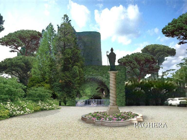 Vatican Gardens - Rome - فضاهای عمومی و شهربازی ها