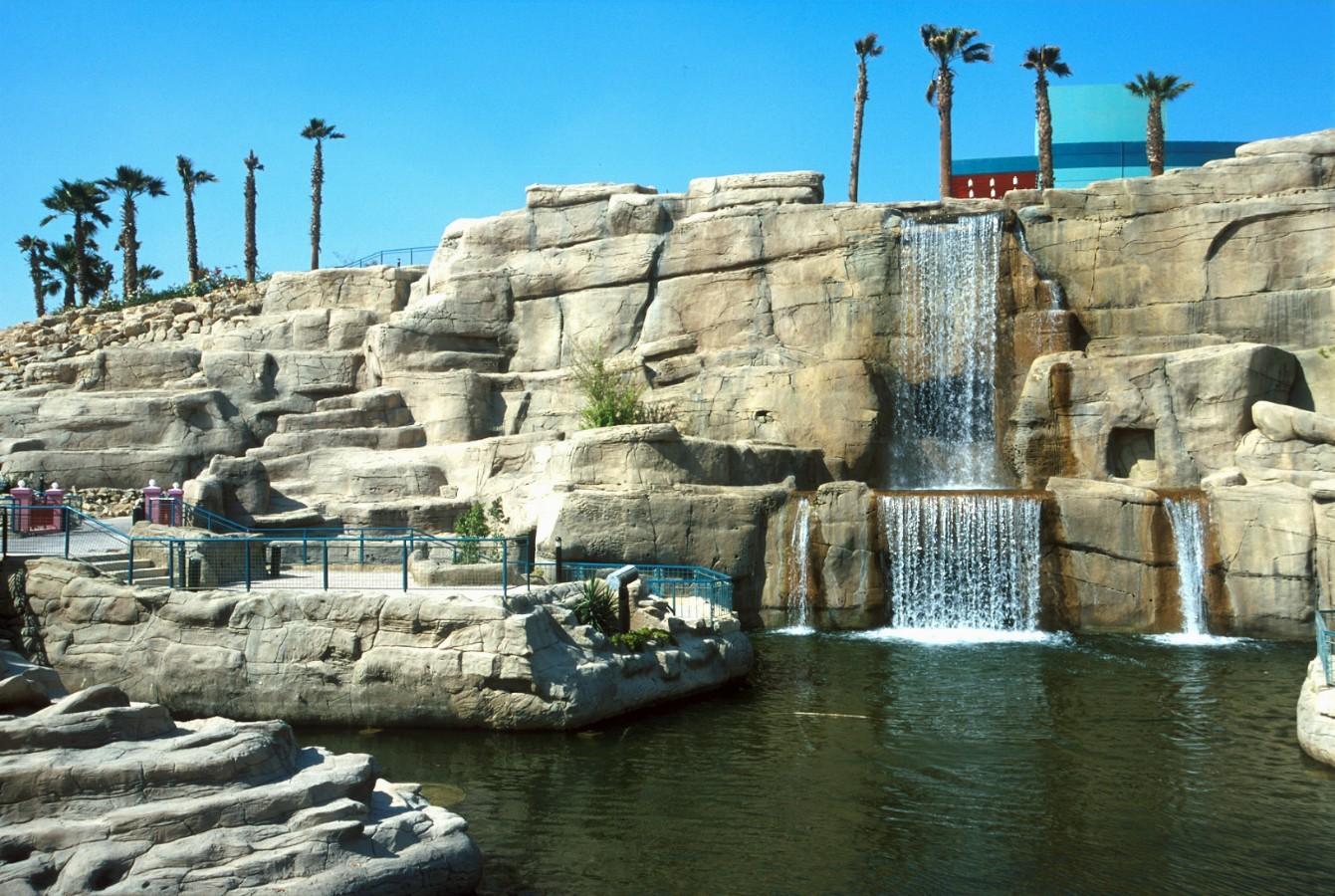 Dreamland - Egypt - فضاهای عمومی و شهربازی ها