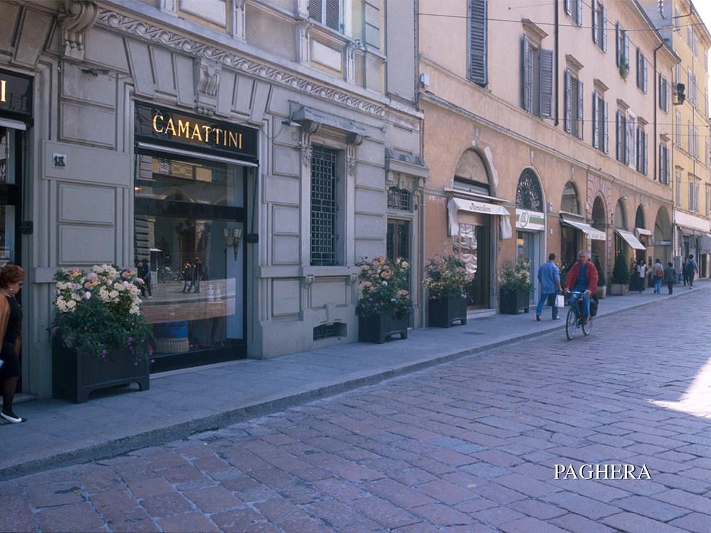 Municipality of Parma - green spaces - فضاهای عمومی و شهربازی ها