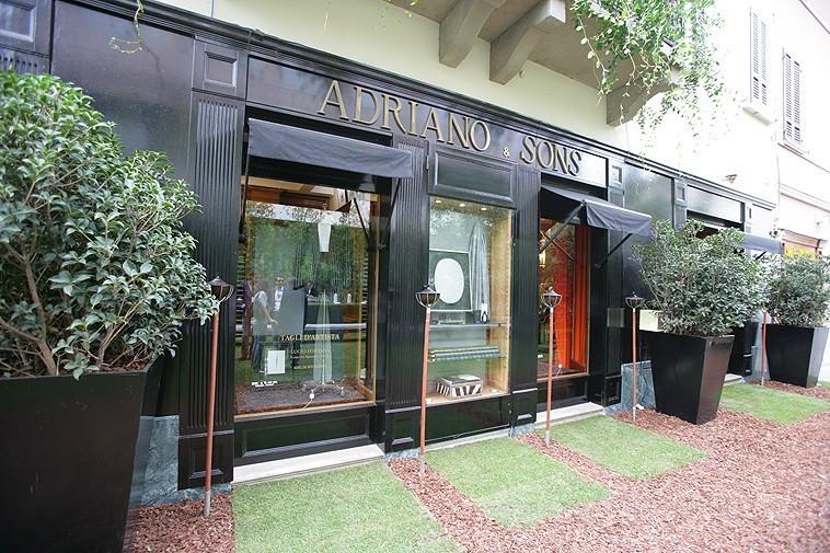 Мероприятие компании Adriano & Sons -