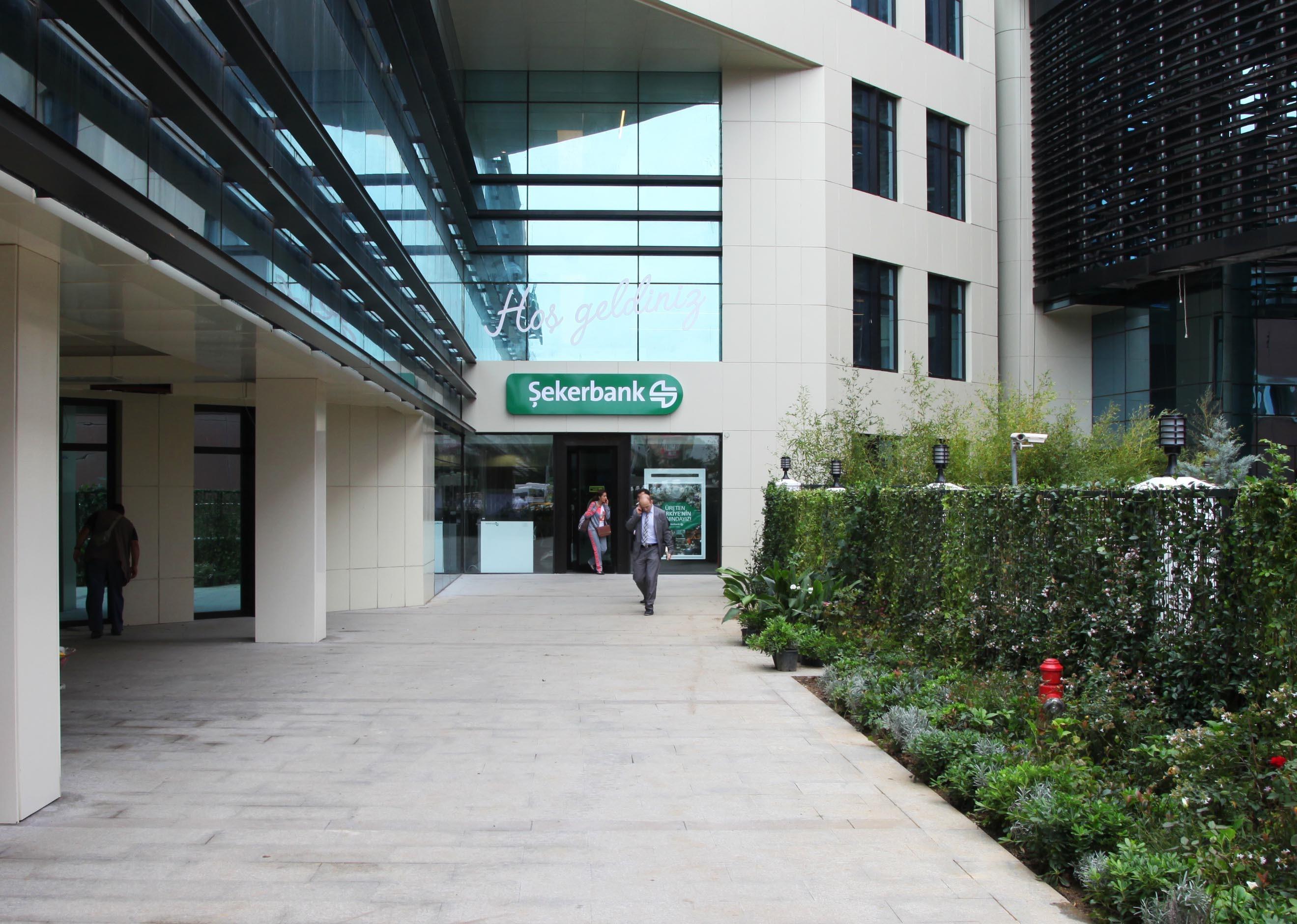 Sekerbank - Turkey - دفترمرکزی