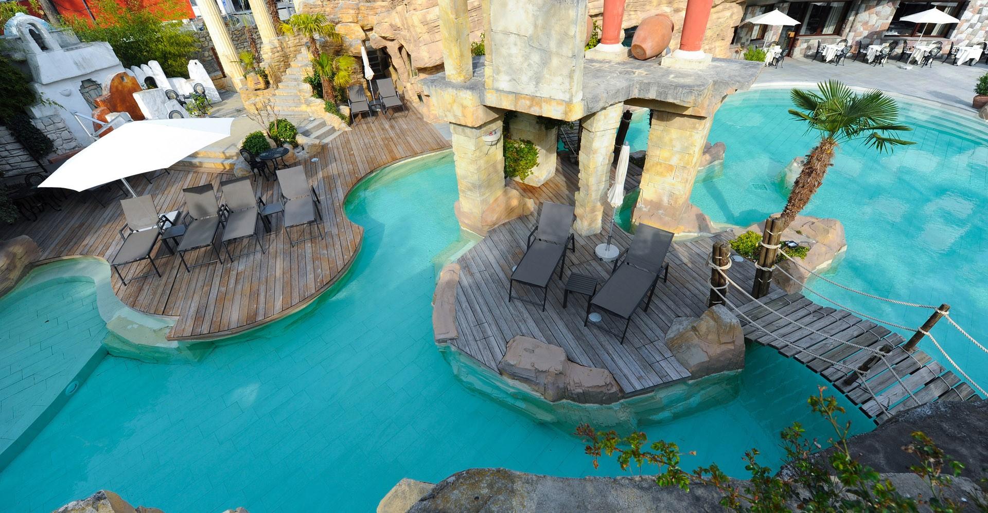 Hotel Vier Jahreszeiten Silandro - Hotels Resort & Spa