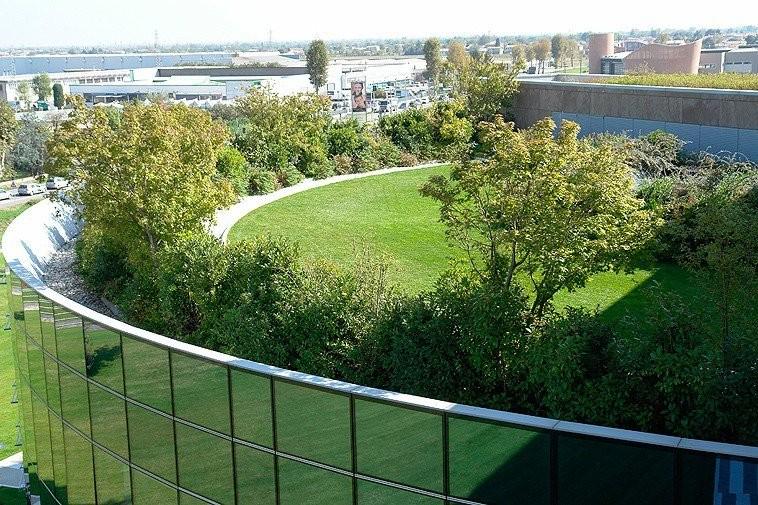 Giardini pensili landscape design paghera - Giardino a terrazze ...
