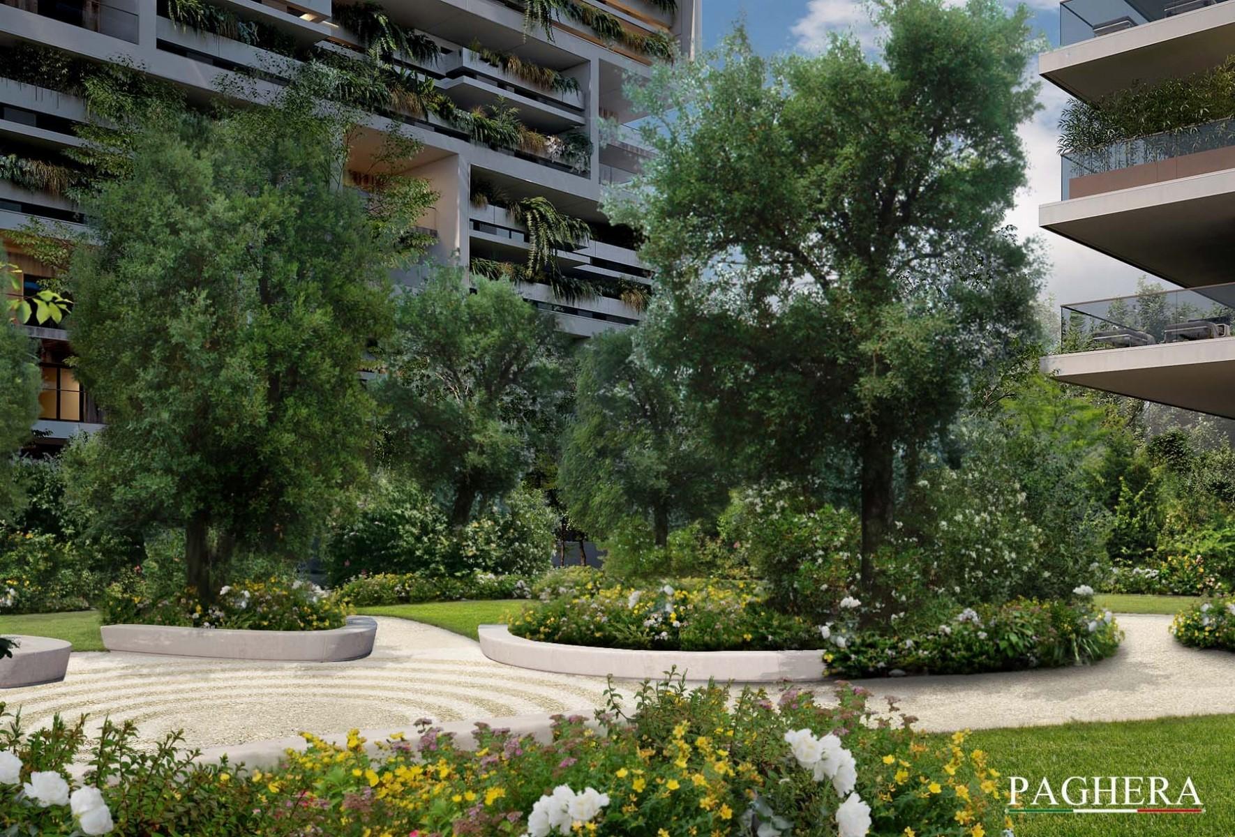 Giardini pensili landscape design paghera for Design giardini