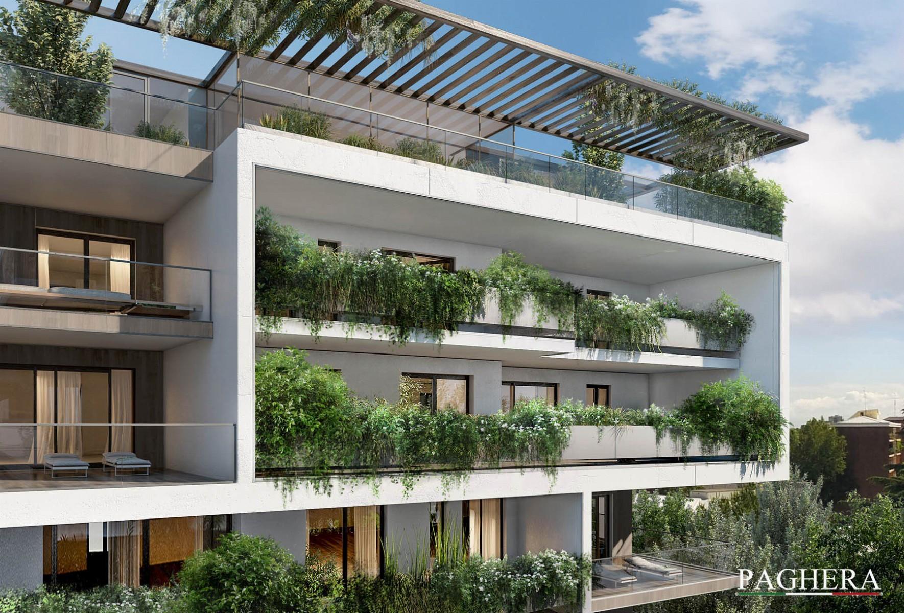 Giardini Pensili - Landscape Design - Paghera