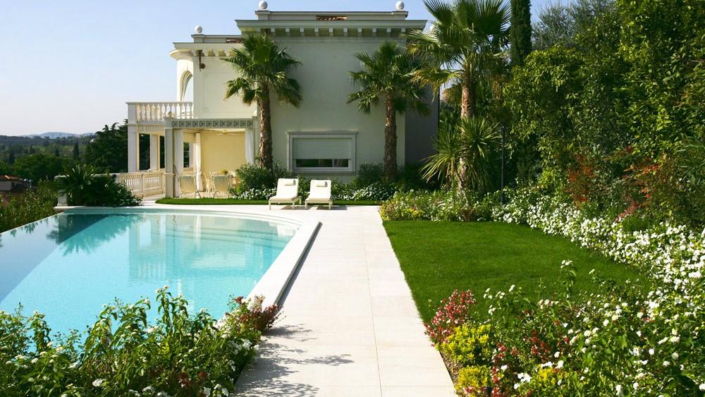 Progettazione giardini paghera for Idee di progettazione cottage lago