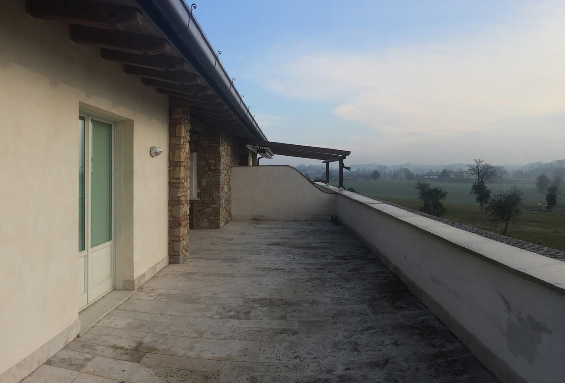 Hanging garden - Terraces