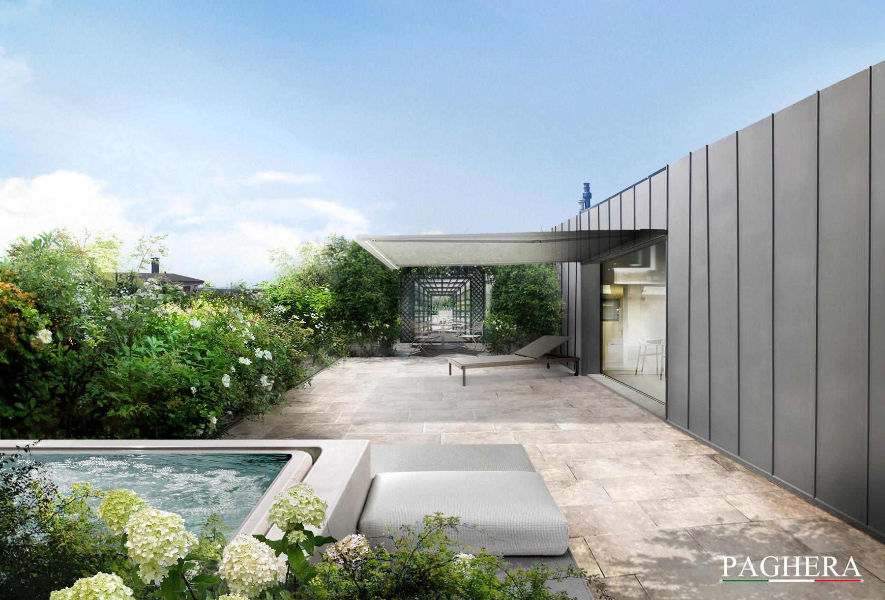 New horizons - Terraces
