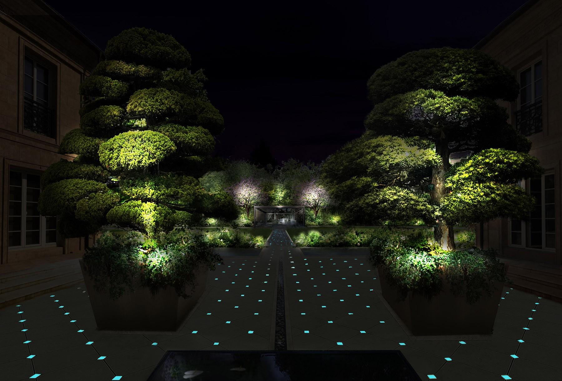Ville gemelle - Giardini