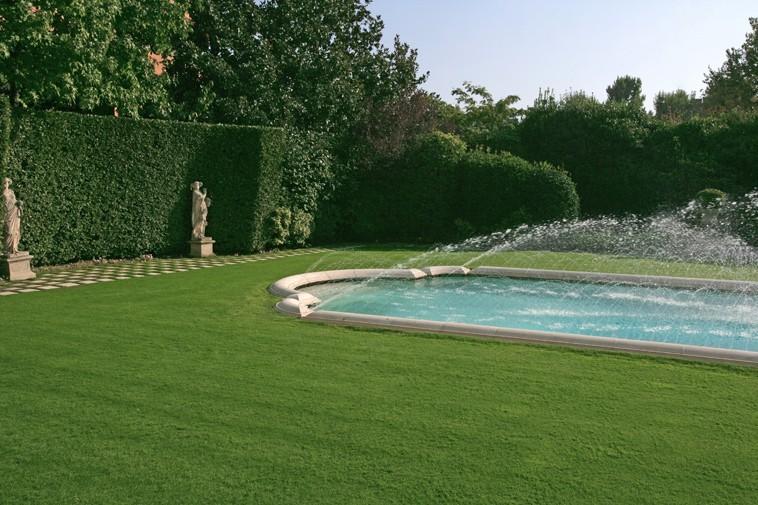 Eleganza nel cuore di san siro giardini paghera for Paghera giardini