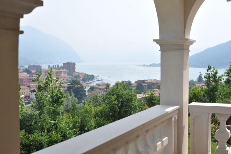 Splendori classici affacciati sul lago - Giardini