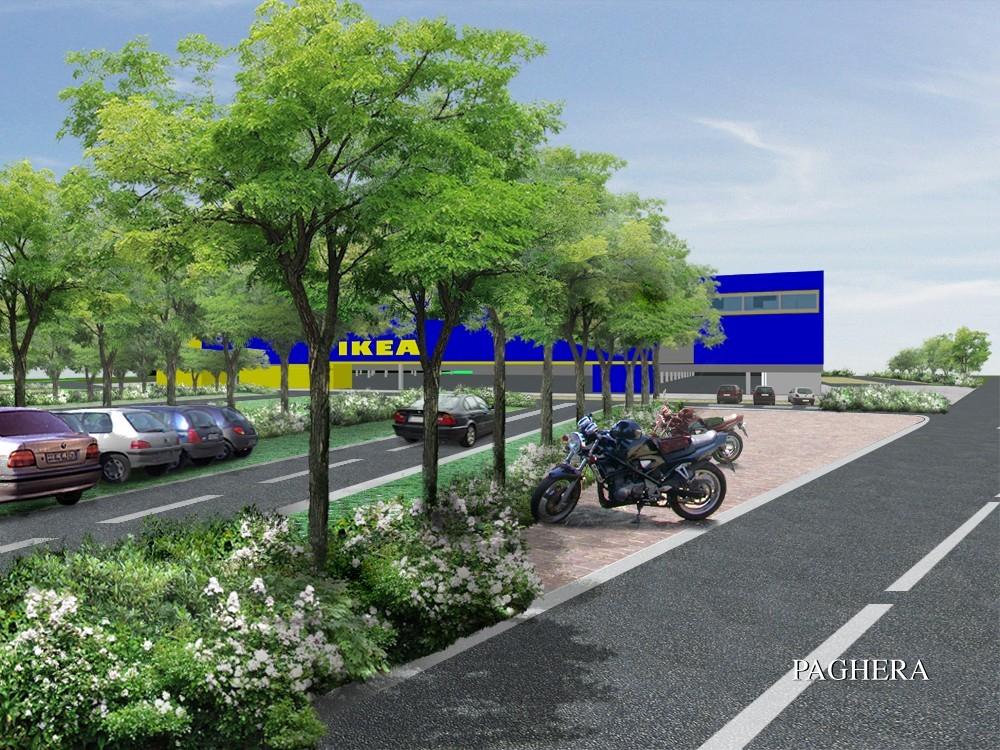 Ikea - Brescia - Italy - Shopping centers
