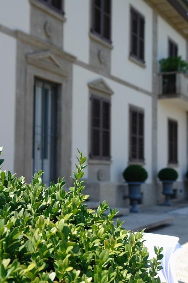 Una cornice degna di un fascino imponente - Giardini