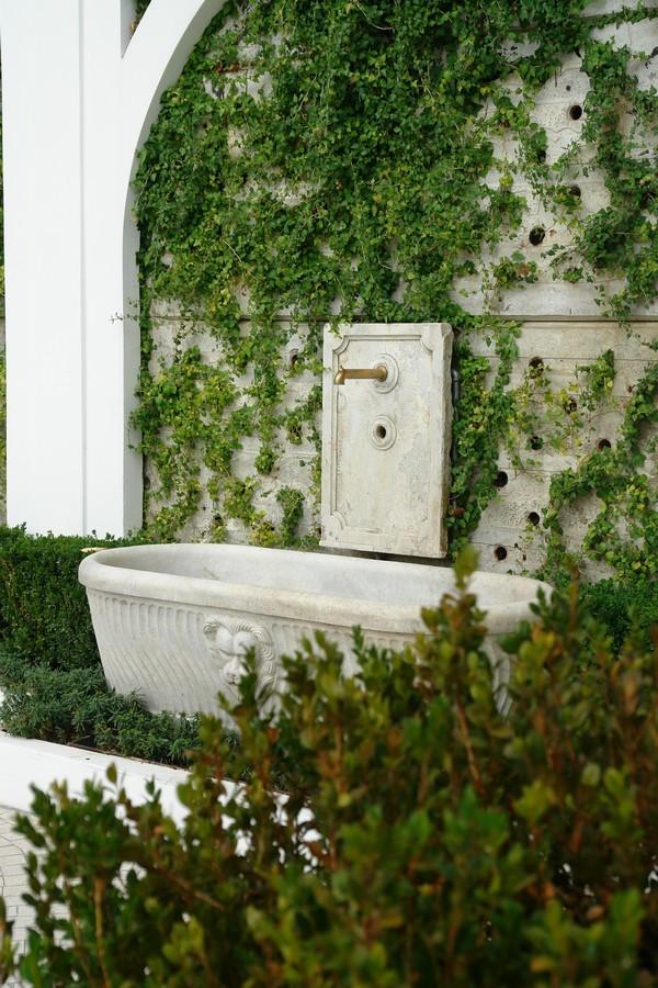 White geometries gardens paghera for Paghera giardini