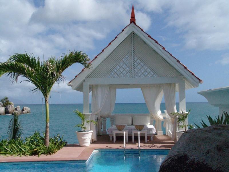 Seychelles Capo Nord - Gardens