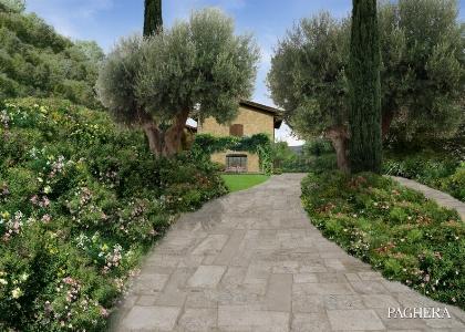Giardini paghera giardini design for Giardini di campagna