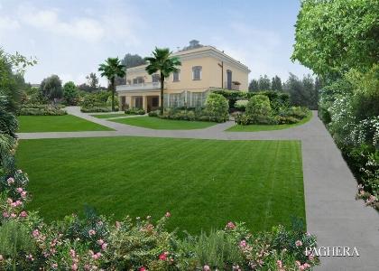 Un classico giardino paghera for Paghera giardini
