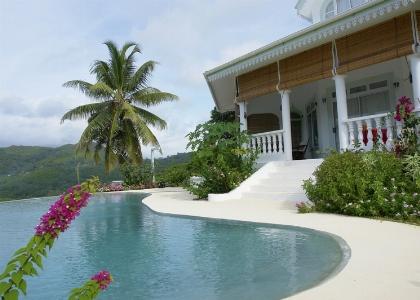 Seychelles - Villa Mahè