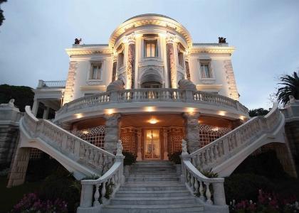 Villa Trianon - un capriccio d [..]
