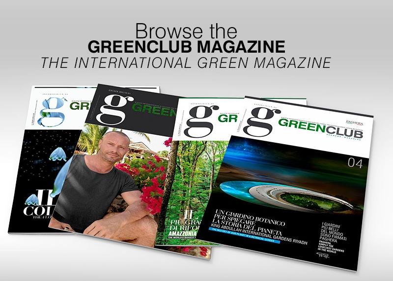 Green club Magazine