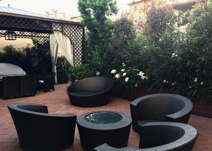 Rustica Terrazza a Firenze