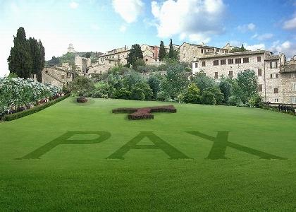 I giardini di Assisi
