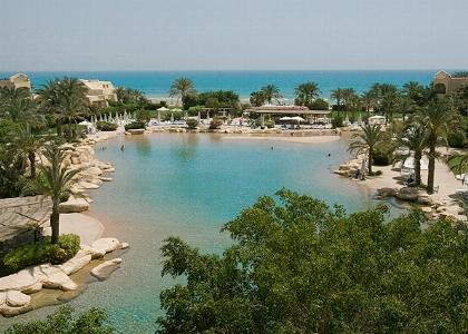 Le piscine del Grand Hotel