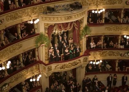 Teatro alla scala -
