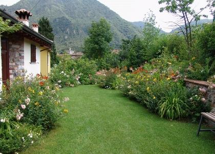 Un piccolo giardino dai colori [..]