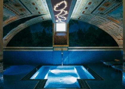 La lussuosa SPA di Villa Amist [..]