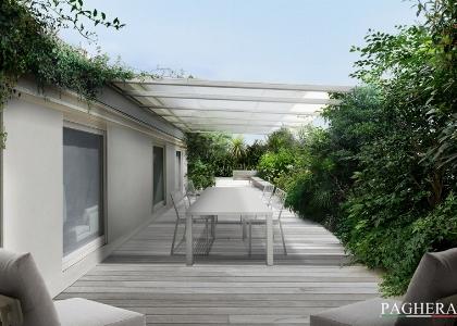 Una terrazza privata ed elegan [..]